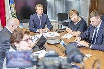 Андрей Иванов поручил оперативно разобраться суборкой дворов вмикрорайоне №2города Одинцово