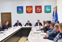 ВКубинке прошло совещание повопросу строительства новой поликлиники