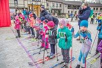 ВОдинцовском парке культуры, спорта иотдыха закрыли лыжный сезон