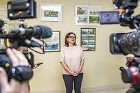 ВОдинцово открылась художественная выставка «Крымская Весна»