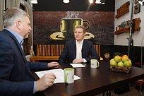 Глава Одинцовского района Андрей Иванов ответил насоциально-значимые вопросы жителей впрямом эфире ОТВ