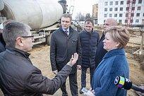 Андрей Иванов: держим руку напульсе иконтролируем строительство поликлиники №1