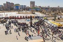 Весенний парад коммунальной техники пройдет 30марта вОдинцовском районе