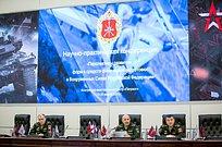 ВКВЦ «Патриот» обсудили новые методы физподготовки военнослужащих