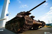 Танк T-34-76в«боевом» состоянии пополнил экспозицию парка «Патриот»