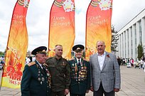 Поитогам акции «Лес Победы» вОдинцовском округе было высажено более 23тысяч деревьев икустарников