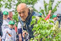 Дмитрий Голубков: акция «Лес Победы» развивает чувство патриотизма вмолодом поколении