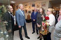 Андрей Иванов наградил победителей районного конкурса «Пасхальный свет ирадость»