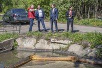 Андрей Иванов поручил незамедлительно отреагировать наобращения жителей всоцсетях поНемчиновскому пруду