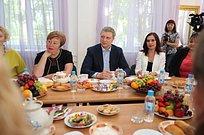 Андрей Иванов провёл встречу сродительскими сообществами Звенигорода