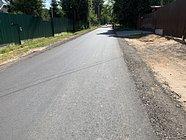 Более 4600 квадратных метров дорожного полотна отремонтировали вселе Немчиновка