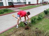 Более 800 школьников работают летом вобщеобразовательных учреждениях Одинцовского округа