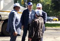 Врамках проекта «Безопасные дороги» Одинцовские единороссы проверили качество ремонта дорожного покрытия