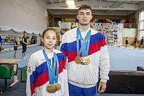 Акробатам изСтарого Городка присвоили звания мастеров спорта России международного класса