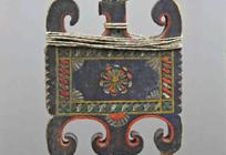 Вколлекцию Звенигородского музея поступила оригинальная костромская прялка