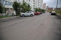 ВНовой Трехгорке отремонтировали внутриквартальный проезд отулицы Чистяковой доКутузовской
