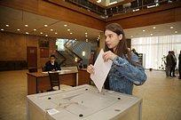 ВОдинцовском городском округе прошли выборы депутатов Молодежного парламента