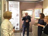 ВЗвенигороде открылась выставка «…Звенигород, врачу Чехову»