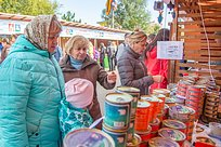 Порядка 7000 человек посетили Рыбный фестиваль вОдинцово
