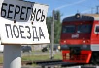 Железнодорожные пути— объект повышенной опасности