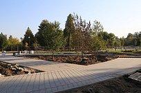 Строительство «Парка героев Отечественной войны 1812 года» года закончат вконце октября