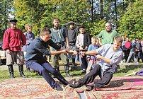 Традиционный праздник «Богатырские забавы. Впамять оКуликовской битве» пройдет вЗвенигороде 22сентября