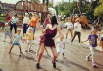 Танцевальный мастер-класс отЕлены Успенской пройдет впарке культуры, спорта иотдыха 14сентября