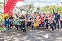 Около200 тысяч рублей собрали участники благотворительного забега «Я бегу— ребенку помогу»