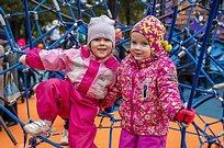 Одинцовский городской округ на100% выполнил программу установки детских площадок