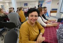 Одинцовские единороссы приняли участие всоревновании «Росквиз»