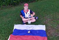 Одинцовский пловец завоевал три бронзовые иодну серебряную медаль наЧемпионате Европы