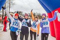 Более 100 человек приняли участие взабеге «Татьянин день» вОдинцово