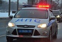 Сотрудники Одинцовского отдела ГИБДД получили новые патрульные автомобили