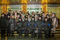 Делегация Одинцовского округа отправилась вСанкт-Петербург