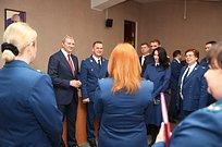 Органам российской прокуратуры 12января исполняется 298 лет