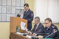 Одинцовские полицейские подвели итоги 2019 года