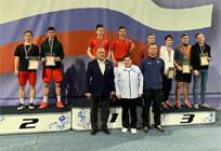 Бадминтонисты изЗвенигорода завоевали сразу 5золотых медалей навсероссийском турнире