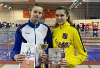 Спортсменка изЗвенигорода завоевала серебро наМеждународных соревнованиях пофехтованию