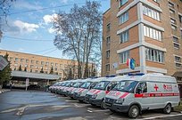Объединение медицинских учреждений Одинцовского округа завершится в2020 году