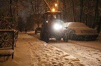 Коммунальные службы Одинцовского округа успешно отработали режим «Снегопад»
