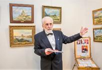 Персональная выставка Анатолия Попова откроется вОдинцовском музее 16февраля