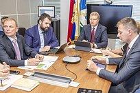 Андрей Иванов поручил проработать вопрос принятия намуниципальный баланс бесхозяйных дорог вРомашково