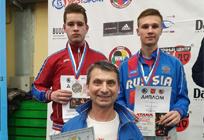 Сразу две золотые медали завоевали каратисты изОдинцовского округа навсероссийских соревнованиях