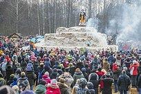 Масленичные гуляния вОдинцовском округе вошли втоп-5лучших событий дляпутешествий поРоссии
