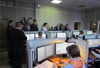 Делегация изКалужской области посетила ЕДДС Одинцовского округа