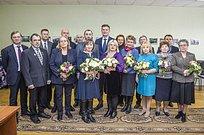 Почетными грамотами отметили 19выдающихся научных сотрудников вОдинцовском округе