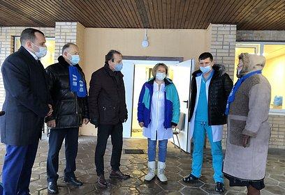 Вновогодние праздники волонтеры Одинцовского округа помогали медикам иразвозили овощи многодетным семьям