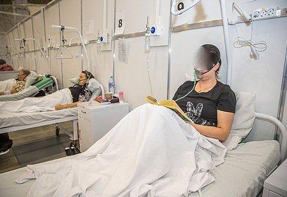 ВМосковской области предстоит привить откоронавируса 3,6миллиона граждан