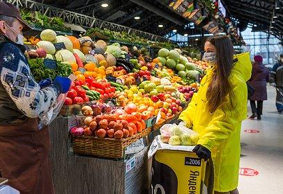 Сервис доставки продуктов сфермерских рынков запустили вОдинцово