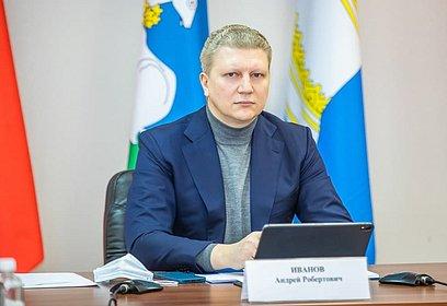 Андрей Иванов поручил разобраться вситуации сдолгим ожиданием карет Скорой помощи